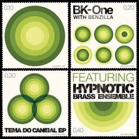 BK-One With Benzilla Featuring Hypnotic Brass Ensemble - Tema Do Canibal EP