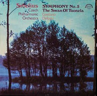 Jean Sibelius - Symphony No. 5 / The Swan Of Tuonela