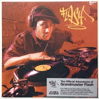 Various Artists - The Official Adventures Of Grandmaster Flash
