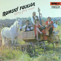 Various Artists - Romský folklór - Gipsy Folk Music
