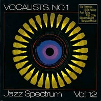 Vocalists, No. 1 (Jazz Spectrum Vol. 12)