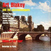 Art Blakey And The Jazzmessengers - Album Of The Year