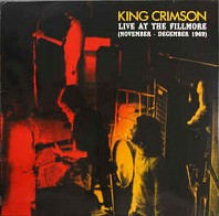 King Crimson - Live At The Fillmore (November - December 1969)