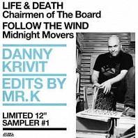 Danny Krivit ‎– Edits By Mr. K (Limited 12