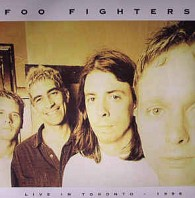 Foo Fighters - Live In Toronto - 1996