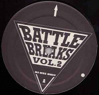 DJ Honda - Battle Breaks Vol. 2