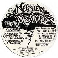 DJ Q-Bert - Needle Thrashers Vol.One