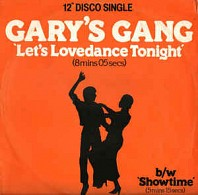 Gary's Gang - Let's Lovedance Tonight