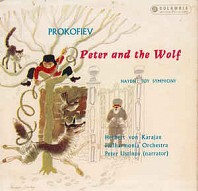 Peter And The Wolf & Toy Symphony