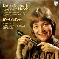 Various Artists - Recorder Concertos = Blockflötenkonzerte