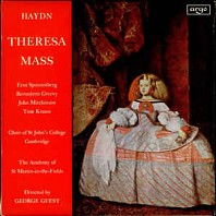 Joseph Haydn - Theresa Mass