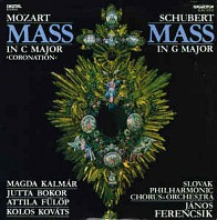Mass In C Major >Coronation< / Mass In G Major