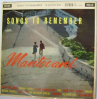 Mantovani - Songs To Remember