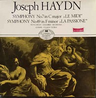 Joseph Haydn - Symphony No. 7 In C Major