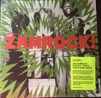 Various Artists - Welcome To Zamrock! - Vol.2