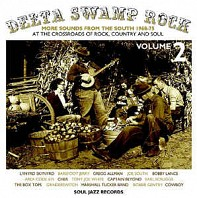 Various Artists - Delta Swamp Rock 2 (More Sounds From The South 1968-75: At The Crossroads Of Rock, Country And Soul)