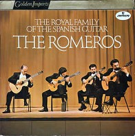 The Romeros - The Royal Family Of The Spanish Guitar
