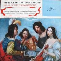 Various Artists - Muzyka Włoskiego Baroku = Music Of The Italian Baroque