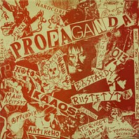 Various Artists - Propaganda - Russia Bombs Finland