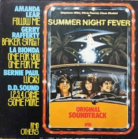 Summer Night Fever (Original Soundtrack)