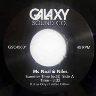McNeal & Niles - Summertime / Punk Funk