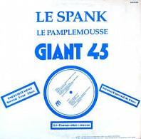 Le Pamplemousse - Le Spank / Monkey See, Monkey Do