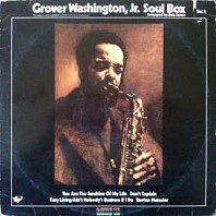Grover Washington, Jr. - Soul Box Vol.2