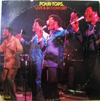 Four Tops - Live & In Concert