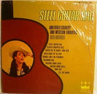 Red Rhodes - Steel Guitar Rag And Other Country And Western Favorites