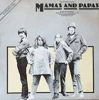 Mamas & Papas - Four Tracks From Mamas & Papas