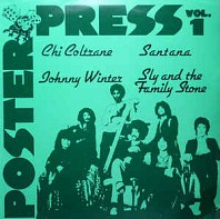Various Artists - Poster Press Vol. 1