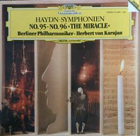 Joseph Haydn - Haydn - Symphonien - No. 95 / No. 96 The Miracle