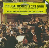 Various Artists -  Claudio Abbado ‎– Neujahrskonzert 1988