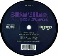 Onom Agemo And The Disco Jumpers - 2 Feet / Kibili