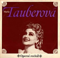 Various Artists - Operní Recitál - Maria Tauberová