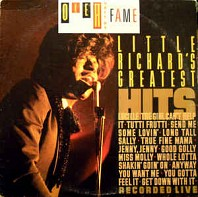Little Richard - Little Richard's Greatest Hits Recorded Live (Okeh Hall Of Fame)