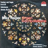 Max Reger - Organ Compositions