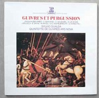 Various Artists - Cuivres Et Percussion