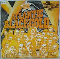 Atlantic Blackgold - The 20 Great Soul Hits By Original Artists