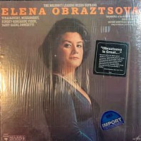 Various Artists - Elena Obraztsova