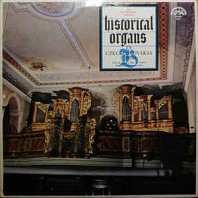 Various Artists - Historical Organs In Czechoslovakia - Bohemia II