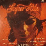 Various Artists - Super Hits Living On Video