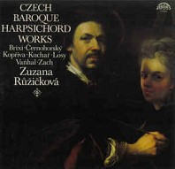 Czech Baroque Harpsichord Music