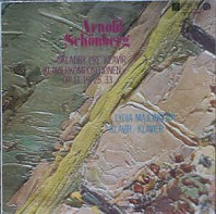 Arnold Schoenberg - Piano Compositions