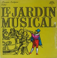 Various Artists - Musica Antiqua Vídeň -  Le Jardin Musical