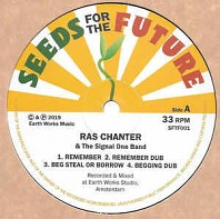 Ras Chanter - Vocal & Dub Showcase