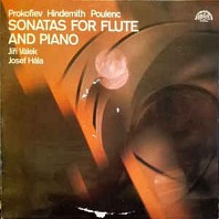 Poulenc, Hindemith, Prokofiev -  Sonatas For Flute And Piano