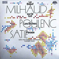 Milhaud - Poulenc - Satie