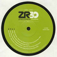 Various Artists - 30 Years Of Z Records EP 1