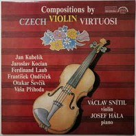 Various Artists - Compositions Of Czech Violin Virtuosi